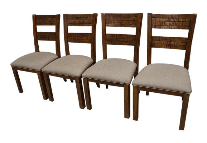 Modern Cream Dining Chairs Set of 4 Chairish : modern cream dining chairs set of 4 0410aspectfitampwidth640ampheight640 from www.chairish.com size 640 x 640 jpeg 31kB