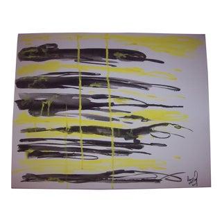 "Dawn Walling ""Crazy Diamond"" Original Painting"