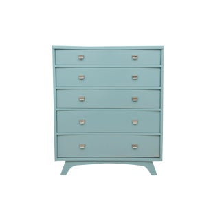 Midcentury Upright Dresser