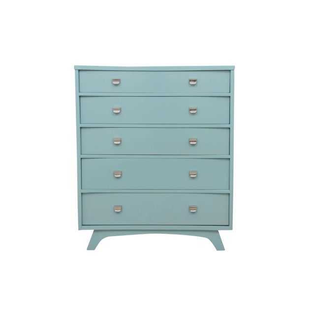 Midcentury Upright Dresser - Image 1 of 7