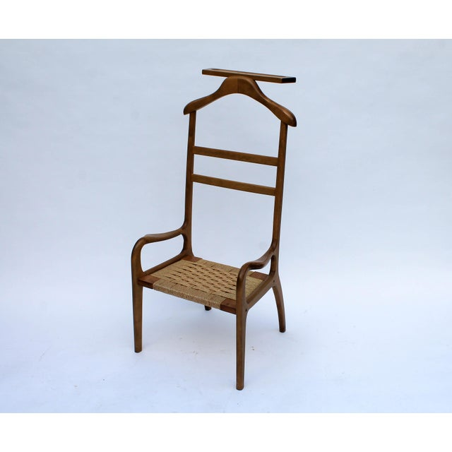 Mid-Century Valet Chair - Image 3 of 10