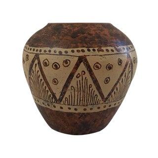 Southwestern Style Tribal Vase