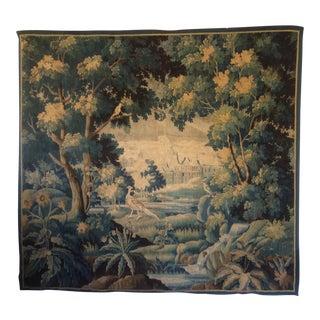 Flemish Landscape Tapestry, 1600
