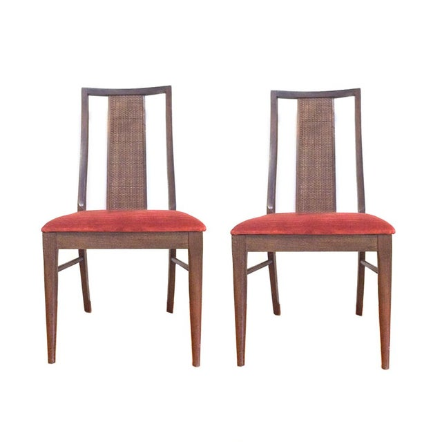 Danish Modern Chairs - A Pair - Image 1 of 2