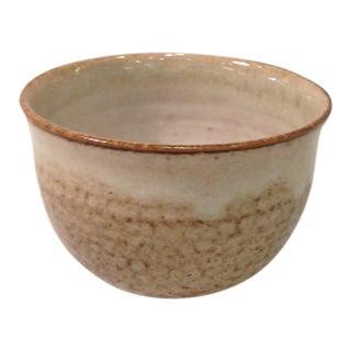 Small ceramic cup by Walter Gebaur