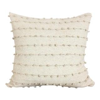 Loops Wool Pillow