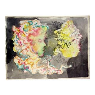 Flourescent Profiles by Robert Lohman