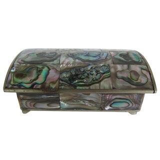 Alpaca Mexican Abalone Box