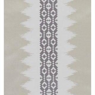 Duralee Charcoal Diamond Fabric - 5 Yards