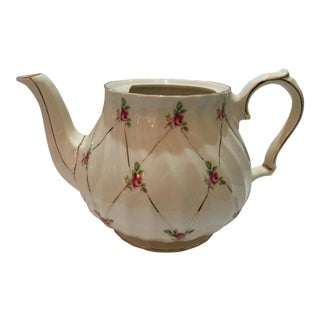 English Sadler Porcelain Teapot