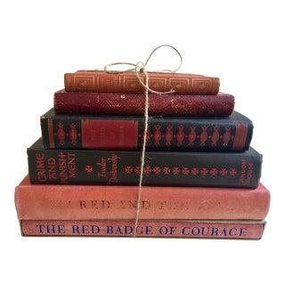 Vintage Classic Novels - Set of 6