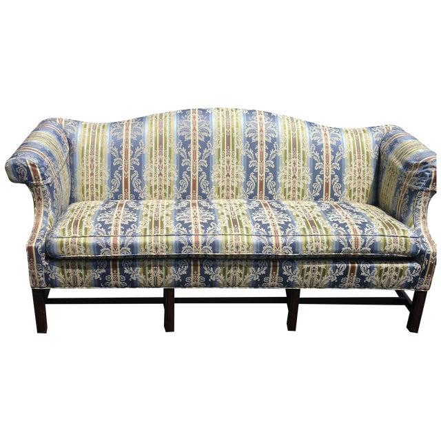 Ethan Allen Chippendale Sofa Chairish