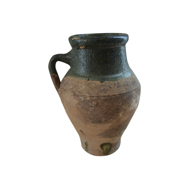 Image of Greek Antique Koyroypa Pottery Vessel