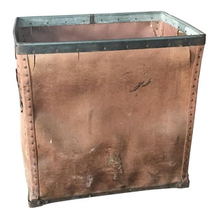 Industrial Red Sorting Bin