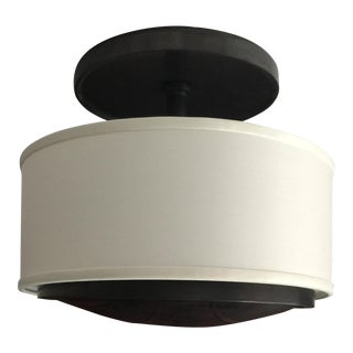 Barbara Barry Circa Lighting Reflection Semi-Flush Hanging Shade