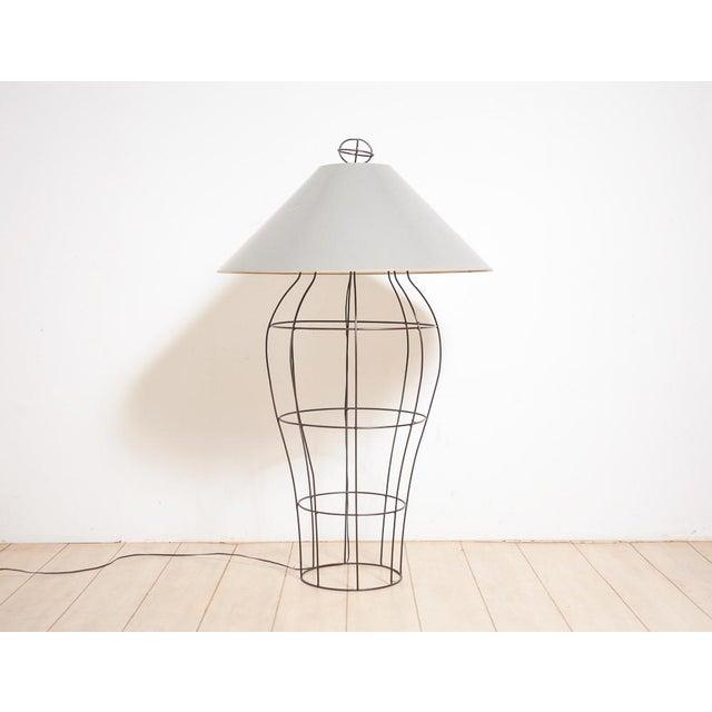 Image of Giant Modernist Floor Lamp