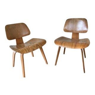 Eames Dining Chairs - A Pair