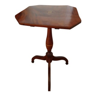 Federal Period Inlaid Tilt-Top Table