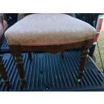 Image of Vintage Victorian Chairs, Pink Upholstery - Pair