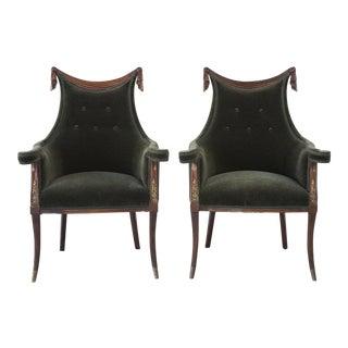 Set of Grosfeld House Armchairs - Pair