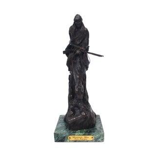 Frederick Remington Mountain Man, Statue