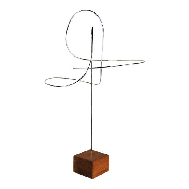 Kinetic Sculpture by Don Conrad - Image 1 of 10