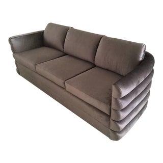 Milo Baughman Custom Sofa