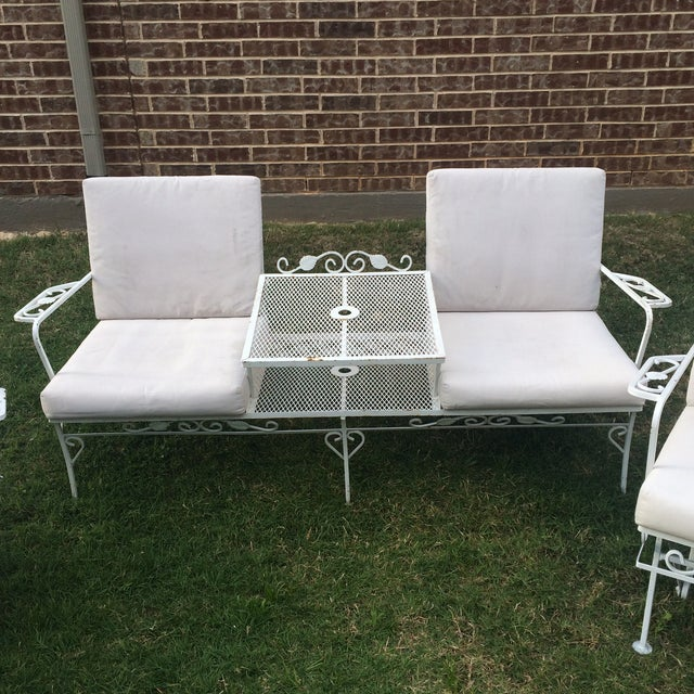 Salterini Outdoor Seating - Set of 3 - Image 8 of 11