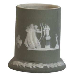 Wedgewood Match Holder