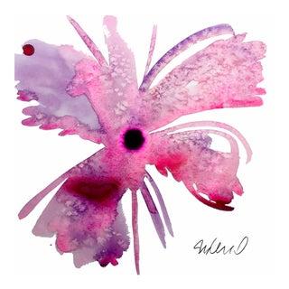 Botanical Flower Giclee Print