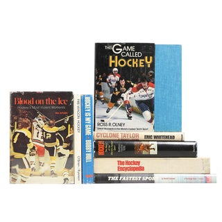 Hockey Lovers' Library, S/9