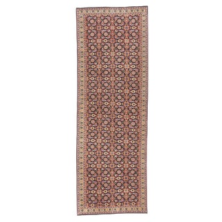 "Hand-Knotted Persian Runner Rug - 2'4""x 6'7"""