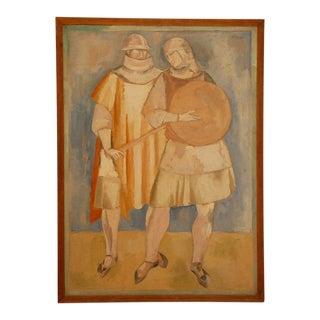 Jais Nielsen Painting