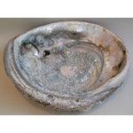 Image of Natural Iridescent Abalone Seashells - a Pair