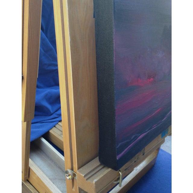 Poetic Description Of Oil Painting