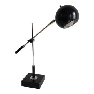 Robert Sonneman Mid-Century Eyeball Lamp