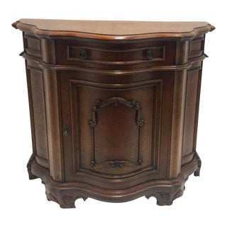 Fraetelli Signoretto Italian Demilune Credenza Cabinet #512