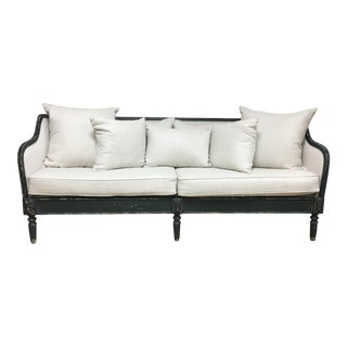 Swedish Style Framed Sofa