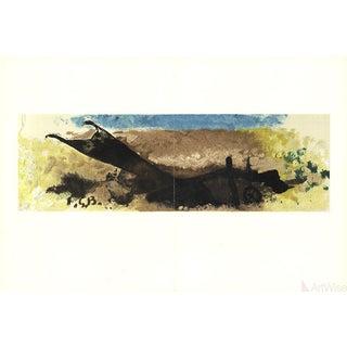 Georges Braque, Bord De Mer, 1960 Lithograph