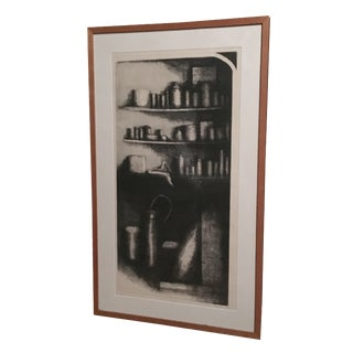"""""""Garage"""" Print by Robin Sherin"""