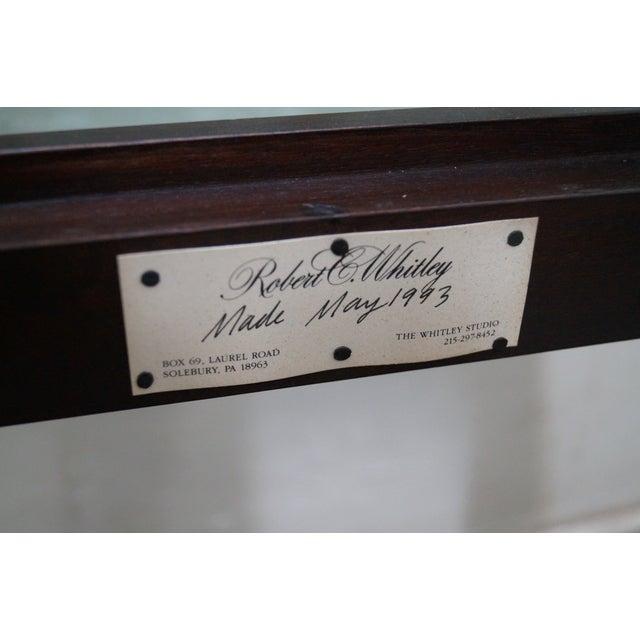 Schmieg/Kotzian Robert Whitley Dining Chairs - 12 - Image 9 of 10