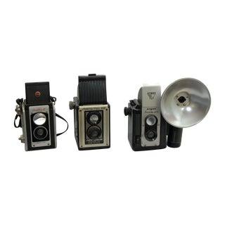 Keystone 8mm Camera - A Pair