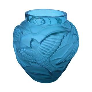 Vintage German Lead Crystal Vase