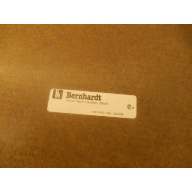 Image of Bernhardt Oriental Lighted Display Cabinet