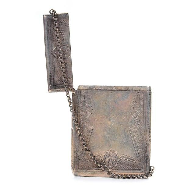 Anderson Amp Randolph Sterling Silver Card Case Chairish