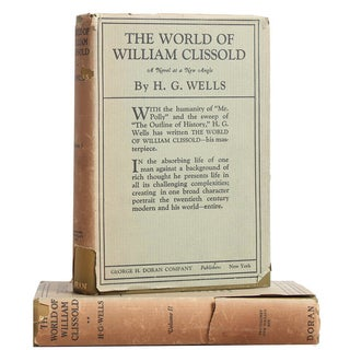 The World of William Clissold, 1926