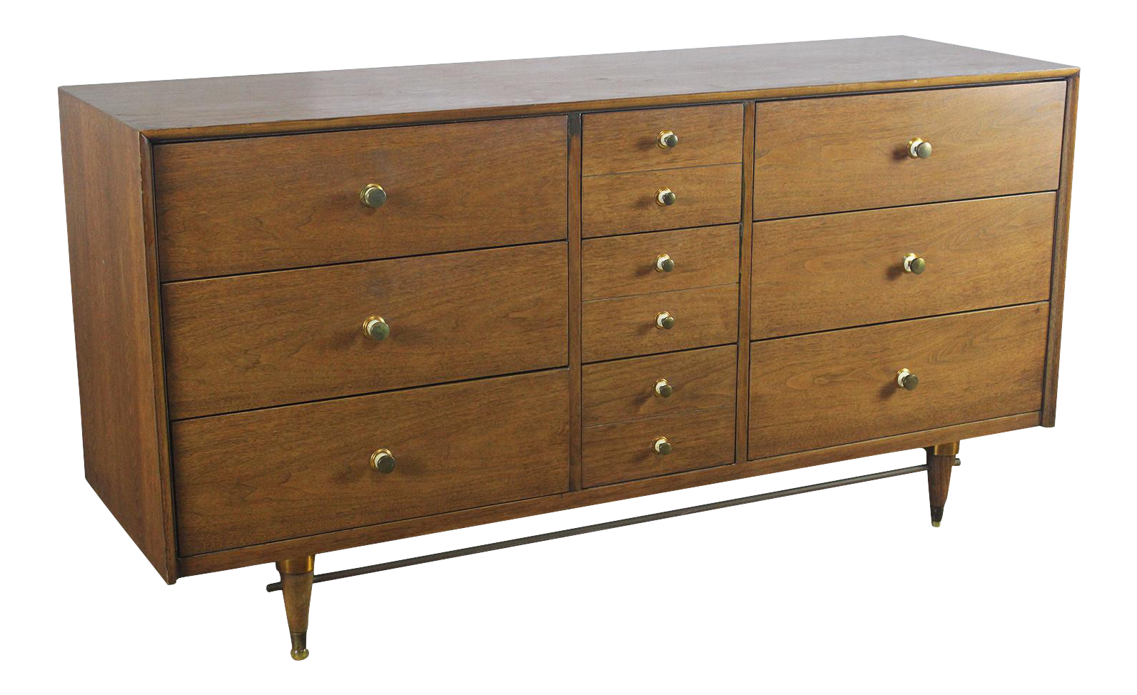 Vintage & Used Brown Dressers and Chests of Drawers