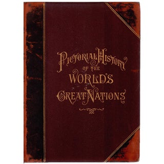 Pictorial History of the World's Nations by Charlotte M. Yonge