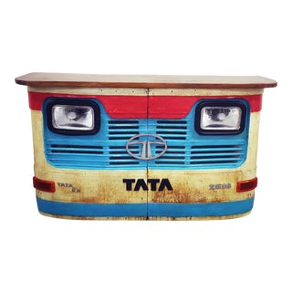 Indian Tata Truck Bar