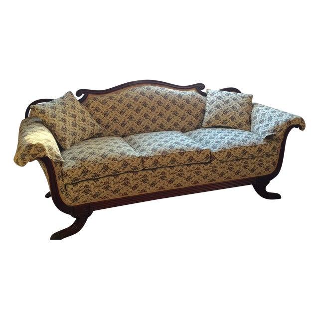 Antique Sofa Duncan Phyfe: Duncan Phyfe Sofa
